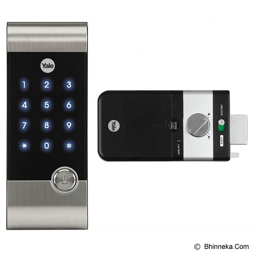 YALE Digital Door Lock [YDR3110] - Kunci Digital / Access Control